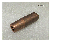 МТР 16/25 электрод нижний, Ø-16, L- 50 (lower electrode)