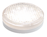 Светодиодный светильник для ЖКХ ЛУЧ-220-С 123МВФ ДРАЙВ 12 Вт, фотодатчик и микроволновый датчик движения