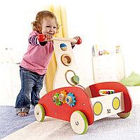 Детский ходунок-толкатель Чудо Hape E0370