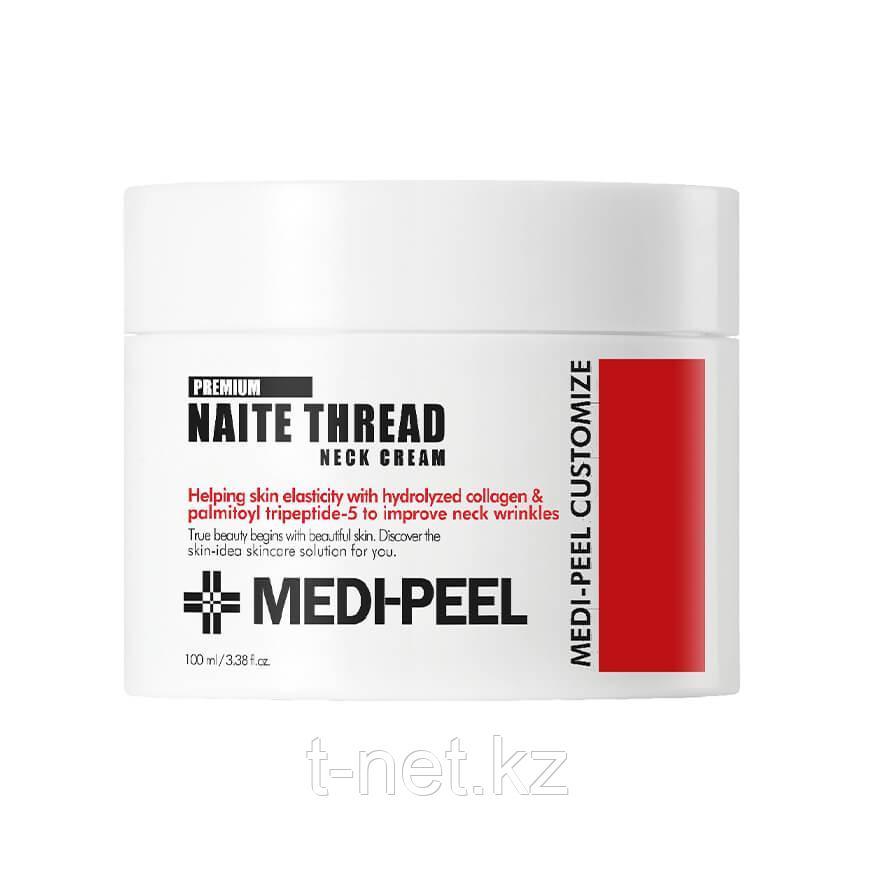Крем для шеи с пептидным комплексом Medi-Peel Naite Thread Neck Cream