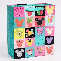 "Пакет ламинат вертикальный ""Mickey"", Микки Маус, 23х27х11,5 см   4628767"