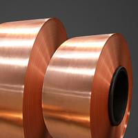 Лента бронзовая 0,11х300 мм БрБНТ1,9 (CuBe2NiTi) ГОСТ 1789-70 холоднокатаная
