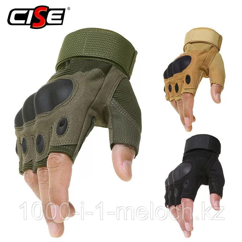 Перчатки Тактические Oakley койот - фото 1