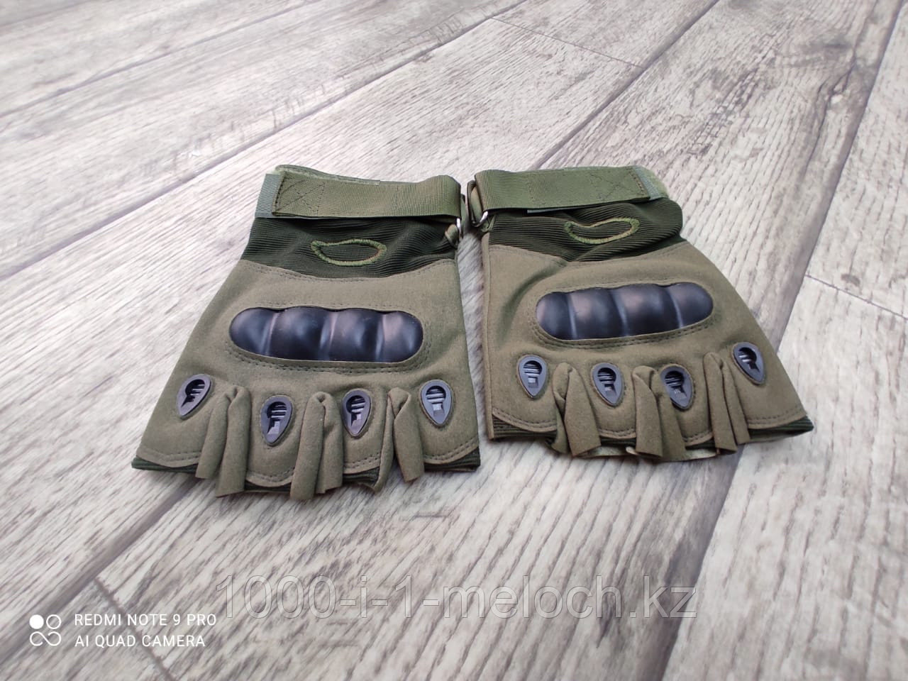 Перчатки Тактические Oakley койот - фото 3