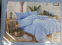 Комплект постельного белья 2 спальный Семейный полисатин Цветной
