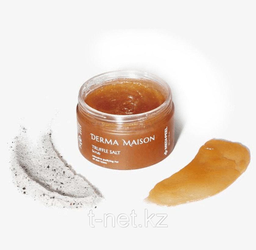 Гоммаж для лица с трюфельной солью MEDI-PEEL Derma Maison Truffle Salt Scrub