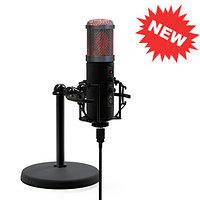 Студийный микрофон Ritmix RDM-260 USB Eloquence