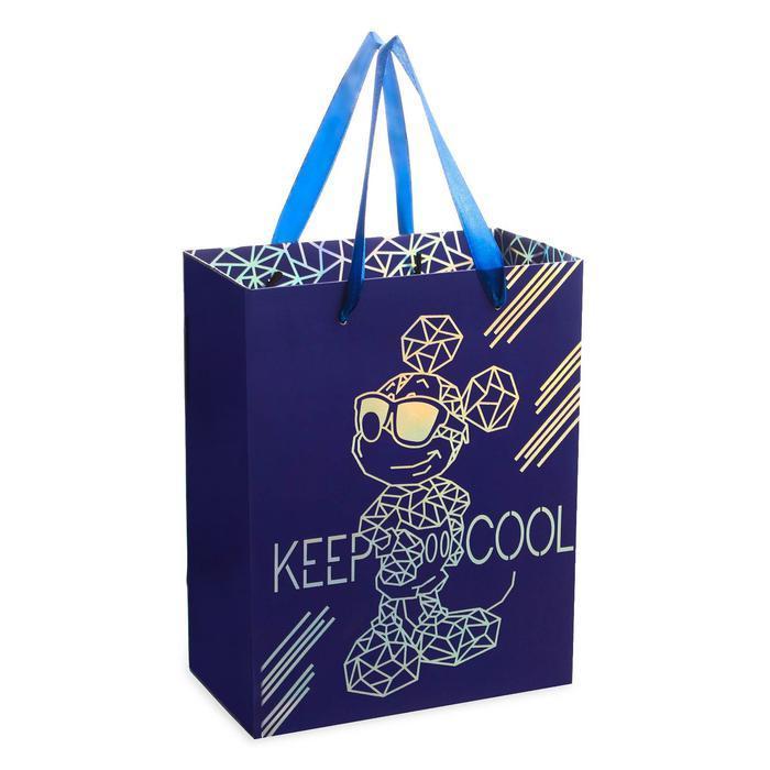 Пакет ламинат вертикальный KEEP COOL LOVE Mickey, 18х23х10 см, Микки Маус   4334185