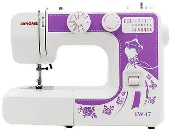 Janome LW-17 швейная машинка