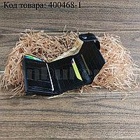Картхолдер держатель для карт и визиток с RFID защитой экокожа KH-328 черный