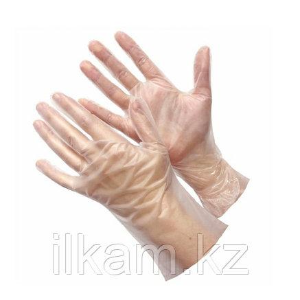 Одноразовые перчатки из термопластэластомера Deltagrip TPE, фото 2