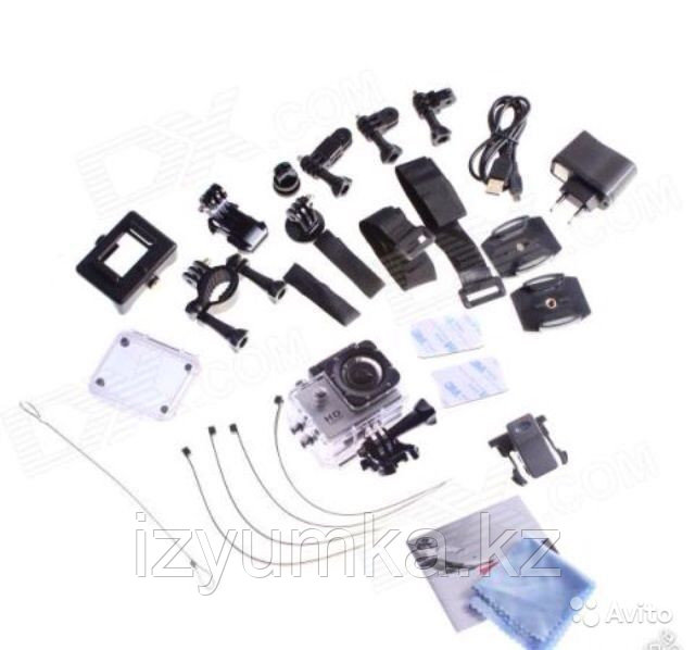 Камера для экстримальных видов спорта SJ4000 HD Wifi Action Camera - фото 3