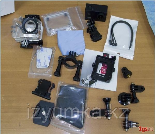 Камера для экстримальных видов спорта SJ4000 HD Wifi Action Camera - фото 4