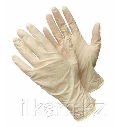 Deltagrip Gevea Латексные хлорированные неопудренные перчатки, фото 2