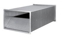 Шумоглушитель трубчатый прямоугольного сечения (евростандарт) ГТПи 70-40-90