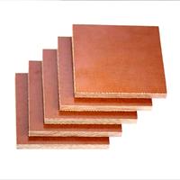 Текстолит листовой 0,8 мм ЛТ ГОСТ 2910-74 электротехнический