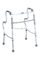 Опоры-ходунки (однокнопочные двухуровневые), TRIVES (Россия)
