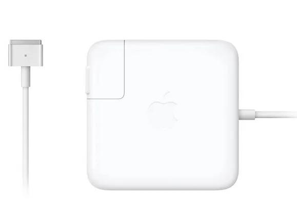 Блок питания Apple A1335, для Macbook Pro, Air, 16.5V 3.65A, 60W, 5-pin MagSafe 2