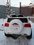 Детский Электромобиль Тойота ленд крузер 200, фото 6
