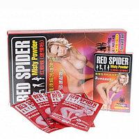 RED SPIDER Misty Powder - Женский порошок для возбуждения упаковка - 16 шт
