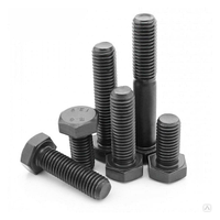 Болт высокопрочный стальной 36 мм 40Х (40ХА) ГОСТ 22356-77