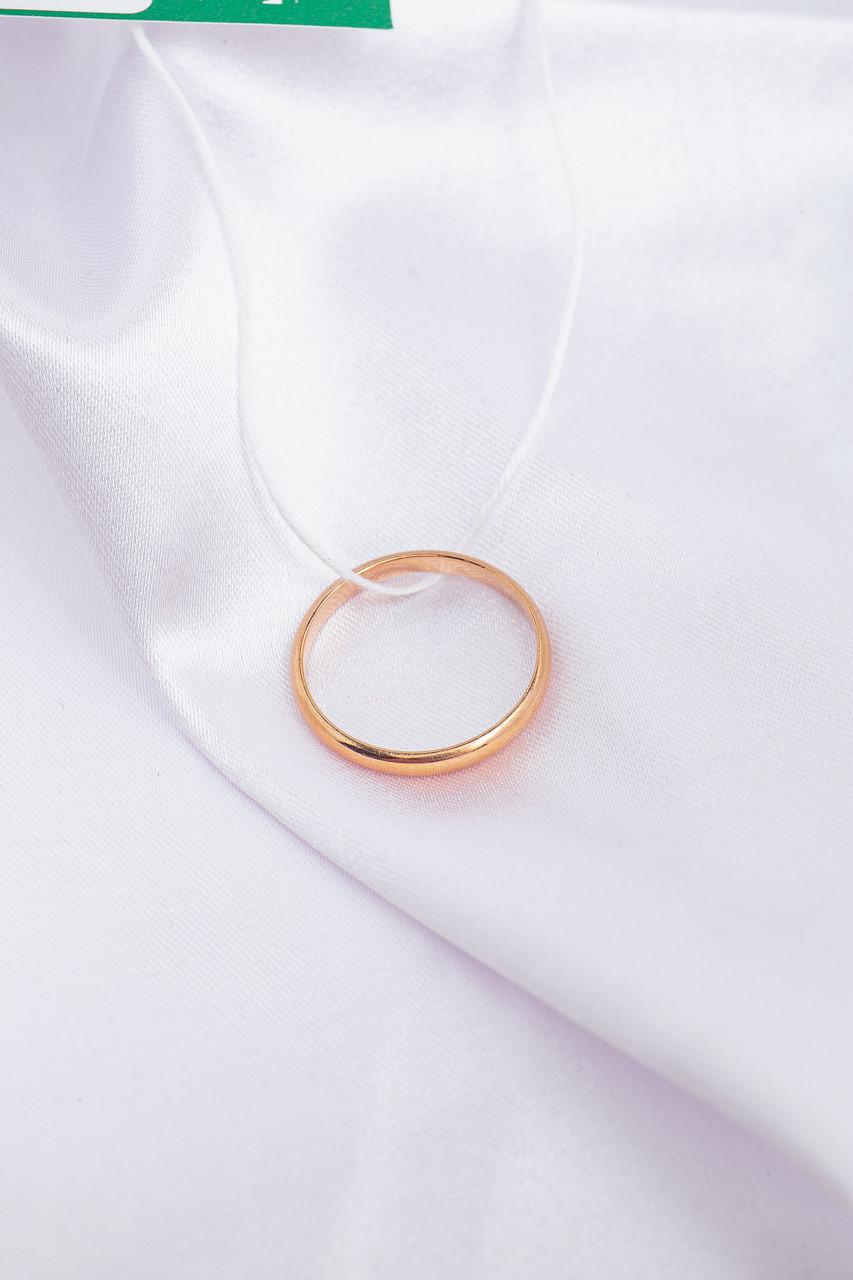 Россия Золотое обручальное кольцо 585 пробы - фото 2