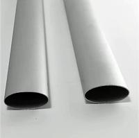 Труба стальная каплевидная 45х1 мм Ст2кп (ВСт2кп) ГОСТ 13663-86