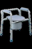 Кресло-туалет (стальное) TRIVES (Россия)