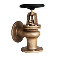 Клапан (вентиль) угловой фланцевый 14нж51бк ВТУ 997-59