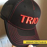 Объемная 3D вышивка на кепках | 3D вышивка на бейсболках
