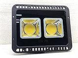 Прожекторы светодиодные, сафит 100 w. Прожектор купить для освещения парка, здания, парковки, дачи., фото 2