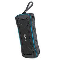 SVEN PS-220, черный-синий, мощность 2x5 Вт (RMS), Wateproof (IPx5), Bluetooth -