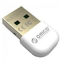 Адаптер USB Bluetooth ORICO BTA-403-WH BT4.0, 3Mbps, до 20M, WHITE