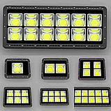 Прожектор светодиодный, софиты лед 400 ватт. Прожектр на стройку, прожектор купить на стоянку, на склад., фото 4