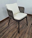 """Комплект уличной мебели """"Дрезден"""" (6 кресел +стол), фото 6"""