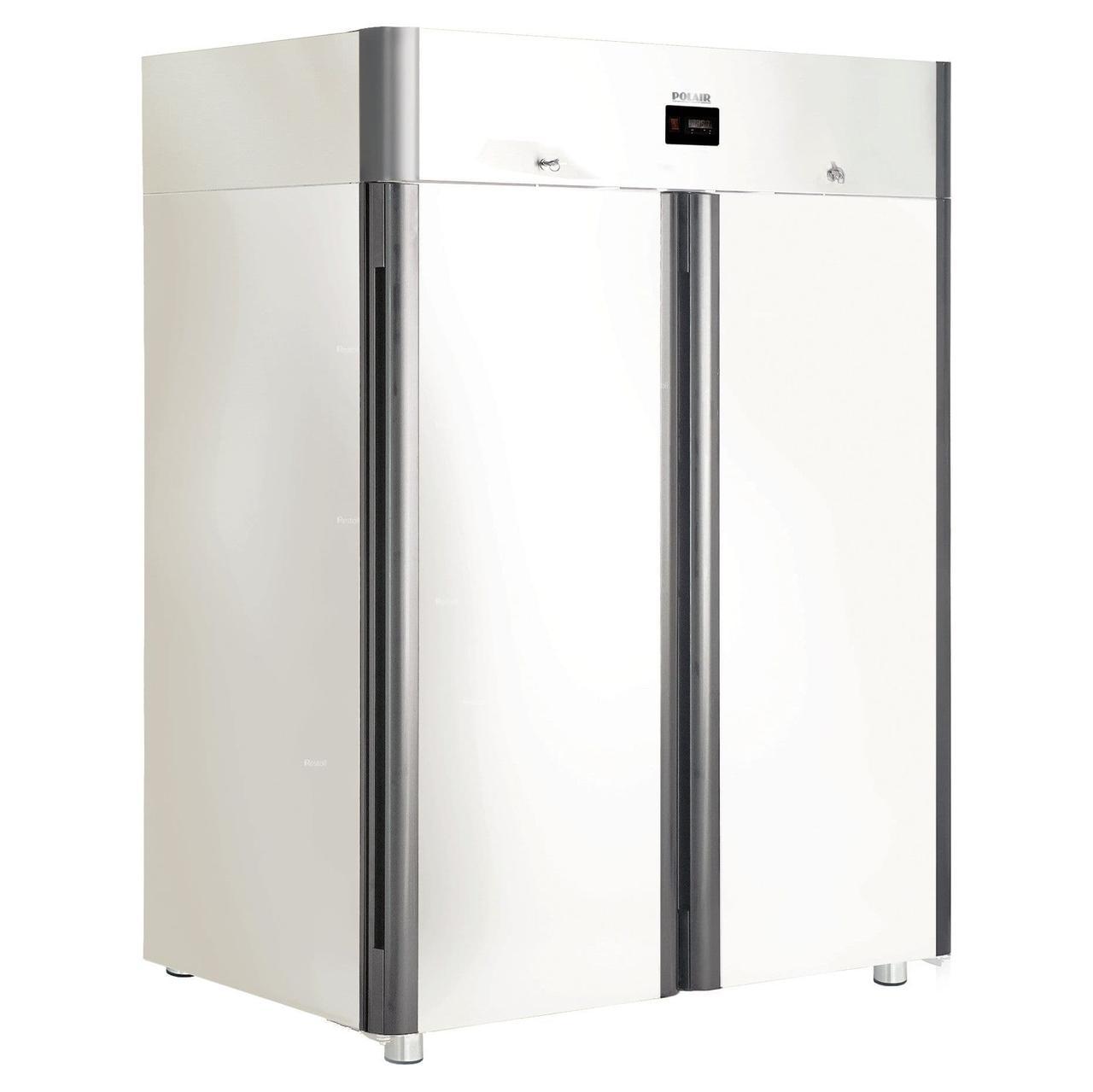 Шкаф холодильный Polair CM110-Sm Alu