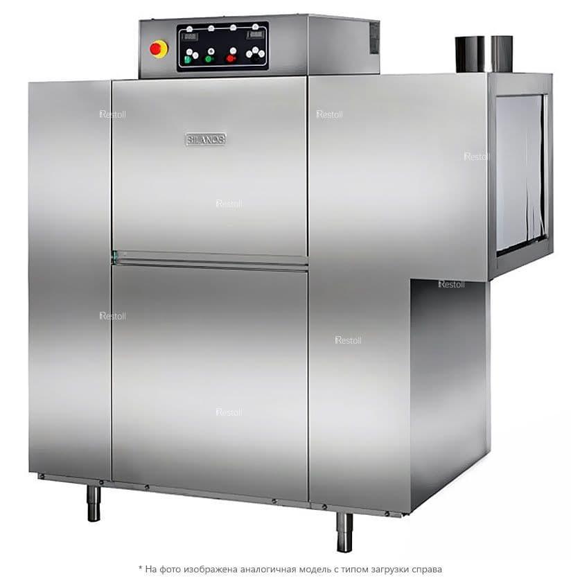 Тоннельная посудомоечная машина Silanos ET-1650 SER слева-направо