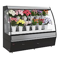 Горка холодильная Carboma F 16-08 VM 1,3-2 0020 Flora