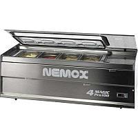 Витрина для мороженого Nemox 4 Magic Pro 100