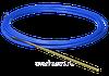 Тефлоновый канал, 3,5м (синий, 0,8-1,0мм), САИПА-190МФ, САИПА-200, САИПА-220, САИПА-220 Синергия, САИПА-250