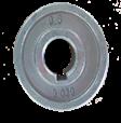 Ролик для Al в подающем устройстве с U канавкой 1,0/1,2, САИПА-200, САИПА-220, САИПА-220 Синергия