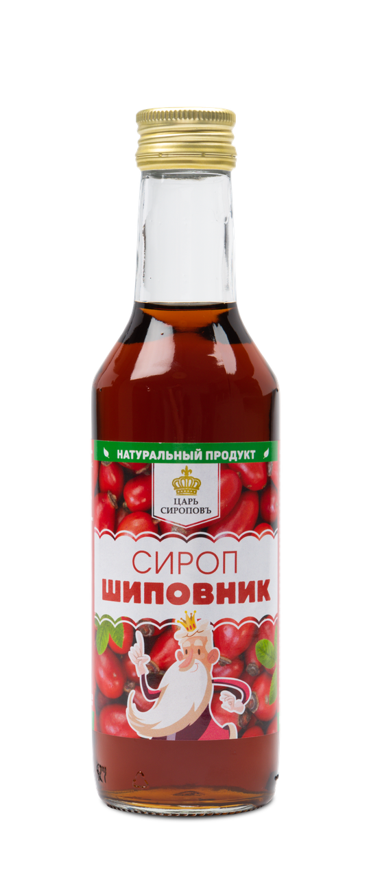 Сироп Шиповника 250 мл Олеос
