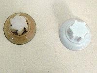 Муфта / втулка кухонного комбайна DEX DFP- 2102