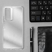 Чехол Innovation, для Honor 10X Lite, силиконовый, прозрачный
