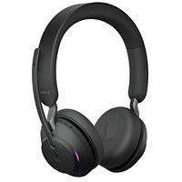 Jabra Evolve2 65, Link380a MS Stereo Black гарнитура (26599-999-999)