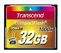 Transcend TS32GCF1000, Compact Flash 32GB 1000x