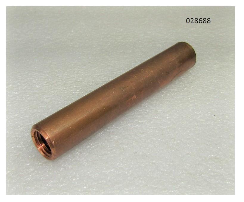 МТР 10 держатель электрода верхний, Ø-18, L-70 ( upper electrode holder)