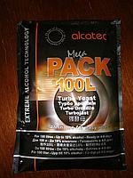 Спиртовые дрожжи Alcotec Megapack 100L, 360гр (от 5шт по 2998тг)