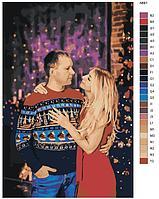 Картины по номерам красками по фото
