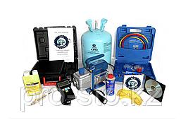 Мобильная станция заправки автомобильных кондиционеров АС-23